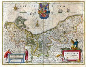 Historical Pomerania.