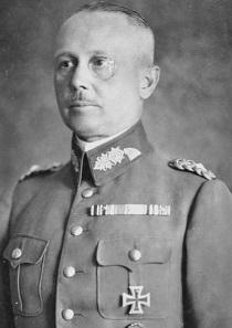 Werner von Fritsch, 1932.