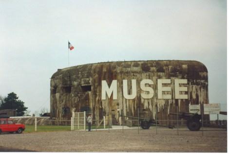 Bunker in 1993.