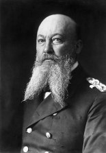 Alfred von Tirpitz in 1903.