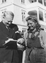 Vidkun Quisling in 1943.