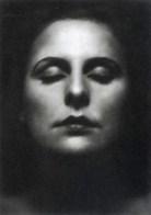 Leni Riefenstahl photo by Alexander Binder.