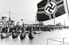 U-boat gruppe.