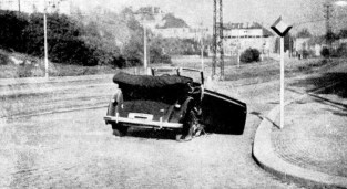 The attack went wrong at first, and Heydrich tried to kill one of his assassins.