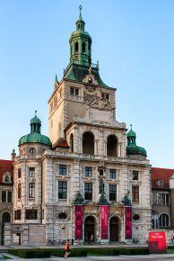Bavarian National Museum.