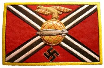 Flag of the Deutsche Zeppelin-Reederei GmbH.