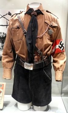 HJ uniform from the 1930s.