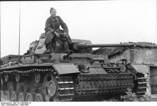Ausf. J, USSR, 1942.