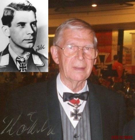 Captain Heinz Rökker.
