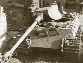 Knocked out Tiger 2.
