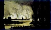 Ludwigshafen burns, 15 June 1849.