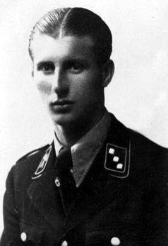 SS Untersturmführer Fegelein, around 1936.