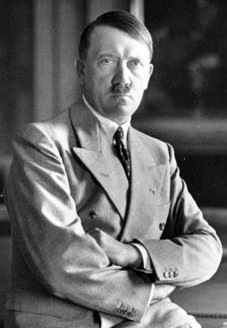Adolf Hitler became Germany's head of state, with the title of Führer und Reichskanzler, in 1934.