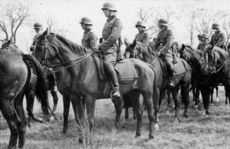 SS Cavalry Brigade of the Waffen-SS, September 1941.