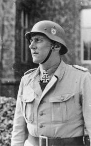 SS-Sturmbannführer Otto Skorzeny apparently did not pass on crucial information about the location of Tito's cave in Drvar.