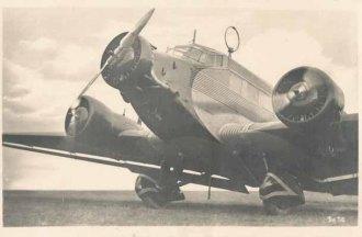 Junkers Ju 52.