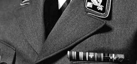 Medal bar before 1942.