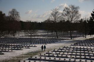 Lommel War Cemetery.