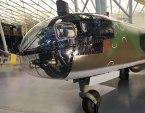 Arado Ar 234 B-2 nose at the Steven F. Udvar-Hazy Center.