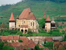 Phleps' birthplace of Birthälm in Siebenbürgen in modern-day Transylvania.