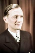 Kapitänleutnant Siegfried Wuppermann.