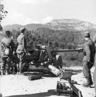7.5 cm Pak 40 in Albania in 1943.