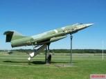 Lockheed F-104G Starfighter (mit Start-Booster).