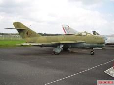 Mikoyan-Gurevich MiG-17 PF.