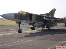 Mikoyan-Gurevich MiG-23 MF 20–02, ex 577.