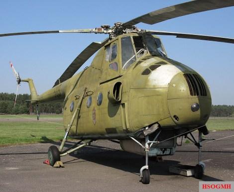 Mil Mi-4 A 565.