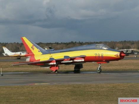 Sukhoi Su-22 M-4 25+44, ex 798.