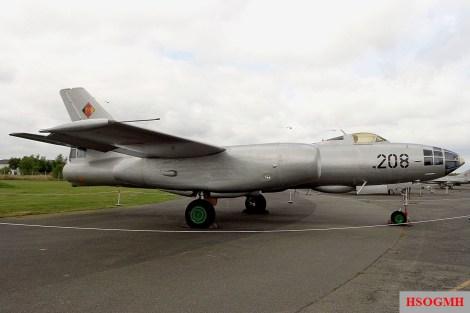 Ilyushin Il-28 208.