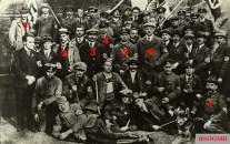1. Oskar Körner , 2. Alfred Rosenberg , 3. Julius Schreck , 4. Martin Mutschmann , 5. Julius Schaub , 6. Christian Weber, 7. Ulrich Graf.