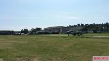 Hangar 1 - restoration.