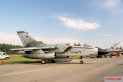 One of 212 Panavia Tornado IDSs delivered to the Luftwaffe.