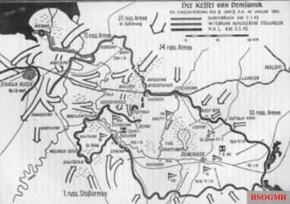 Battle of Demyansk.