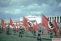 1937 Reich Party Congress, Nuremberg, Germany.