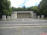 Modern day photo of Ehrenhalle.