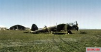 This Heinkel He 111 H-3, Nr. 27 of Aeronautica Regala Romana (ARR, or the Royal Rumanian Air Force) - here seen on an airfield in Bessarabia in summer 1941.
