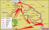 Offensive of the Red Army south of Lake Ilmen, 7 January–21 February 1942.
