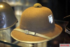 German Pith Helmet from the Second World War.