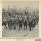 March on the Feldherrnhalle.