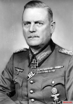 Field Marshal Wilhelm Keitel, Chief of the Armed Forces High Command.