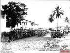 Schutztruppen, Askari company formation, German East Africa, 1914.
