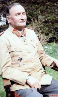 Generalleutnant Eberhard Rodt.