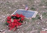 Grave of Wernher von Braun in Ivy Hill Cemetery (Alexandria, Virginia), 2008.