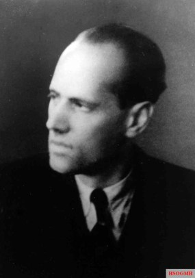 Von Moltke in January, 1945.