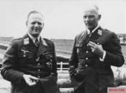 Milch and Wolfram von Richthofen.