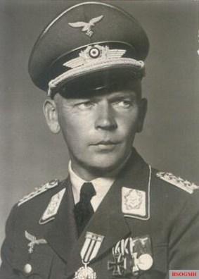 Wolfram von Richthofen in 1939.