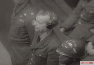 Speidel in 1948 at his sentencing.